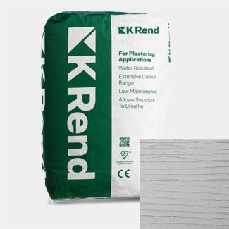 K Rend HP12 Base Render Coat 25Kg