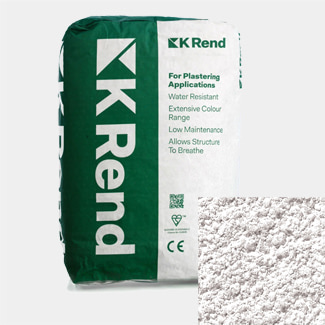 K Rend K1 Top Coat Spray Render 25Kg - Various Colours Available