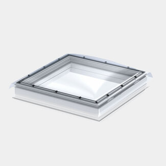 Velux Flat Roof Polycarbonate Dome Window - More Variants Available