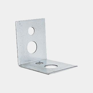 Timco Ceiling Angle Brackets Galvanised