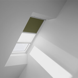 Velux Duo Manual Blackout Blind