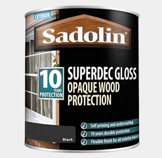Sadolin Superdec Opaque Wood Protection
