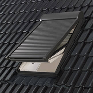Velux Solar Operated Soft Shutter