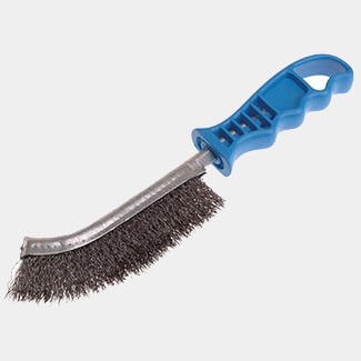 Lessmann Universal Hand Brush 260mm x 28mm With Wire