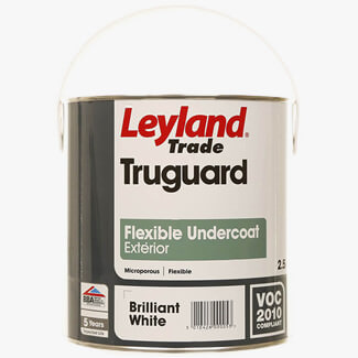 Leyland Paint Trade Truguard Flexi External Undercoat 2.5L
