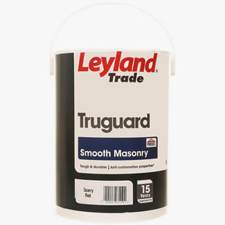 Leyland Trade Truguard Smooth Masonry Exterior Paint