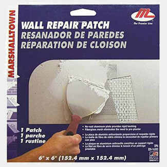 Marshalltown Drywall Patches 152.4mm Square