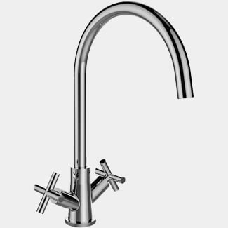 Bristan Tangerine Kitchen Sink Mixer Tap