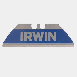 Irwin IRW10505823 Snub Nose Bi-Metal Safety Knife Blades - Pack of 5 Or 50