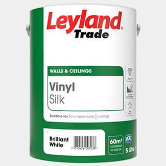 Leyland Trade Vinyl Silk Emulsion Paint - More Colours And Sizes Available