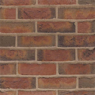 Wienerberger Kassandra 65mm Red Clay Multi Stock Facing Brick - Sold Per Pallet