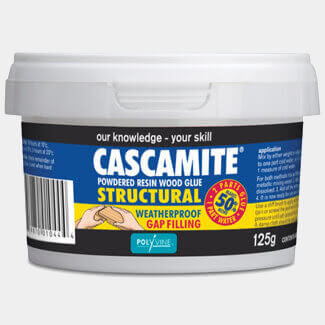 Polyvine Cascamite One Shot Structural Wood Adhesive Tub - More Variations