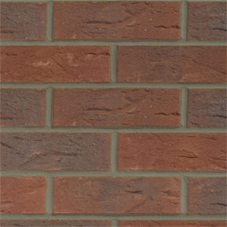 Hanson Forterra Clumber Mixture Brick Red 65mm (Sold Per Pallet)