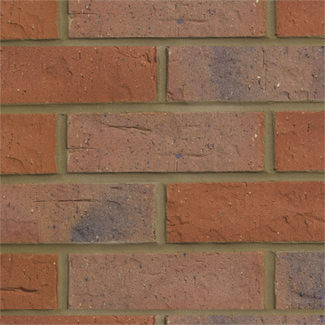 Hanson Forterra Worcestershire Special Reserved 65mm Red Brick - Sold Per Pallet