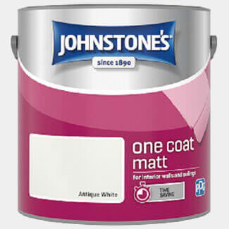 Johnstone's One Coat 1.25 L - More Variations Available