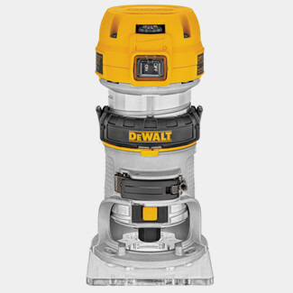 Dewalt 1/4in Compact Fixed Base Router 900W 110V