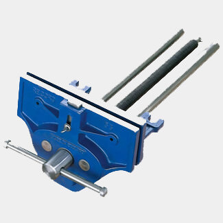 Irwin 52PD Plain Screw Woodworking Vice - Sizes Available