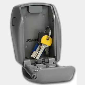Master Lock Wall Mounted Reinforced Key Lock Box