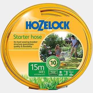 Hozelock Starter Hose 12.5mm Diameter