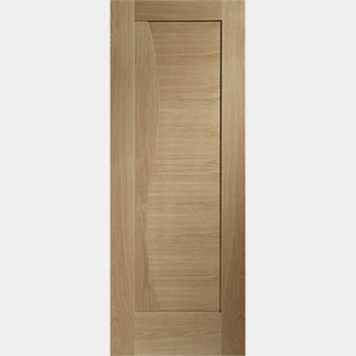 XL Joinery Emilia Internal Unfinished Oak Door 1981 x 762 x 35mm - Various Styles Available