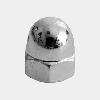 Timco Stainless Steel Hex Dome Nuts