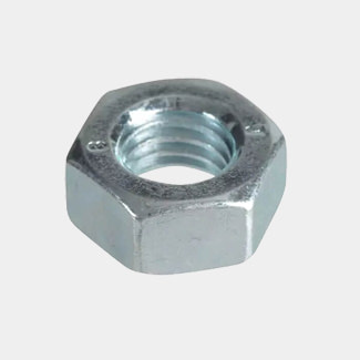 Forgefix Hexagonal Nuts And Washers ZP