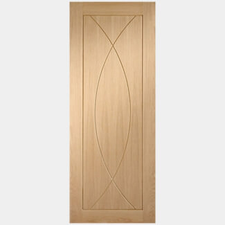 XL Joinery Pesaro Pre-Finished Internal Oak Door - More Sizes Available