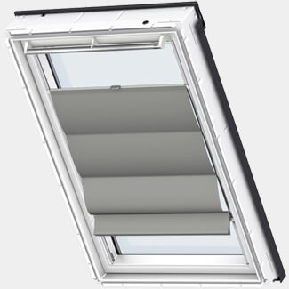 Velux Manual Roman Blind