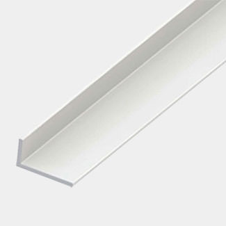 Rothley PVC Unequal Sided Angle - Various Finish Sizes And Lengths Available