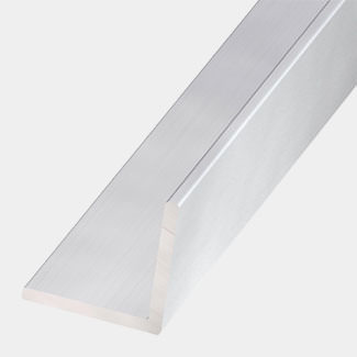 Rothley Trims Anodised Alumminum Equal Sided Angle - Various Sizes And Length Available