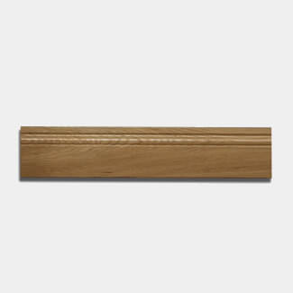 XL Joinery Ogee Pre-Finished Int Oak Skirting Set Ogee Profile 5x3m