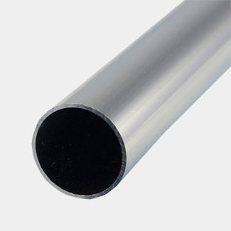 Rothley Trims Round Tube Uncoated Alumminum 1Mtr Length - Various Sizes Available