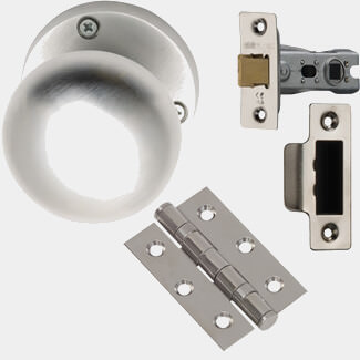 XL Joinery Elbe Door Knob Handle Pack - Various Pack Available