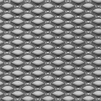Rothley Stretch Metal Perforated Sheet - Variation Available