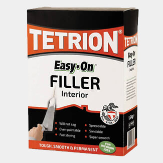 Tetrion Easy-On Interior Filler 1.5Kg