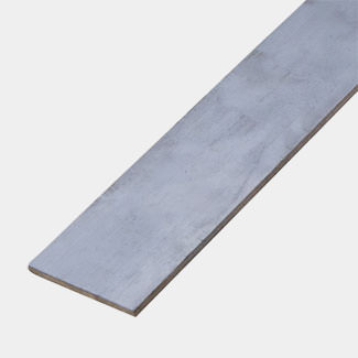 Rothley Galvernised Steel Flat Bar 1 Mitre Length - Various Sizes Available