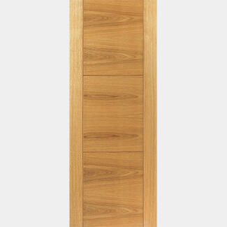 JB Kind Mistral Oak Pre Finished Interior Door - Various Sizes Available