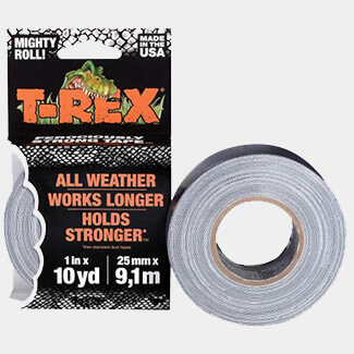 Shurtape T REX Graphite Grey Duct Tape 25mm x 9.1m
