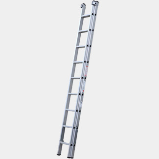 Youngman DIY 100 2 Section Extension Ladder 2.79m