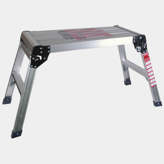 ProDec 300mm Wide Aluminium Workstand - Lengths Available