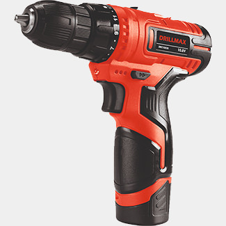 TBD DRILLMAX Dual Speed Cordless Drill - Various Volts Available