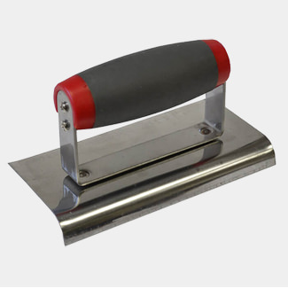 Faithfull Edging Trowel 6In