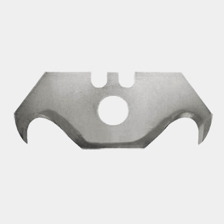 Irwin IRW10504249 Carbon Hooked Blades Pack Of 5