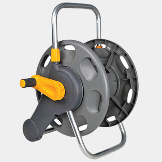 Hozelock 60m Wall Mountable Hose Reel Only