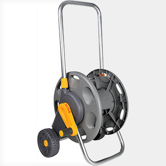 Hozelock 60m Freestanding Hose Reel Only