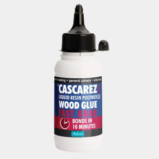 Polyvine Cascarez Fast Grab Wood Adhesive - More Variations Available