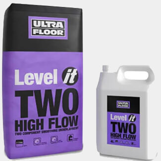 Ultra Tile Level It Two Smoothing Underlayment Compound - Various Quantity Available