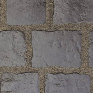 Bradstone Braddrive Cobblestone Mixed Sized 60mm Thick - Various Finishes Available - Pallet