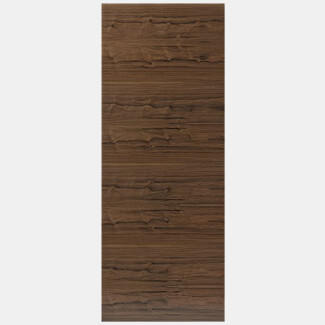 JB Kind Fernor 1981mm-Height x 35mm-Thick Walnut Veneered Interior Door - Various Width Available