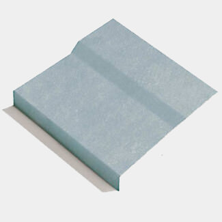 Siniat 1200mm Wide x 2400mm Long Tapered Edged Sound Plasterboard Blue - Various Thickness And Quantity Available